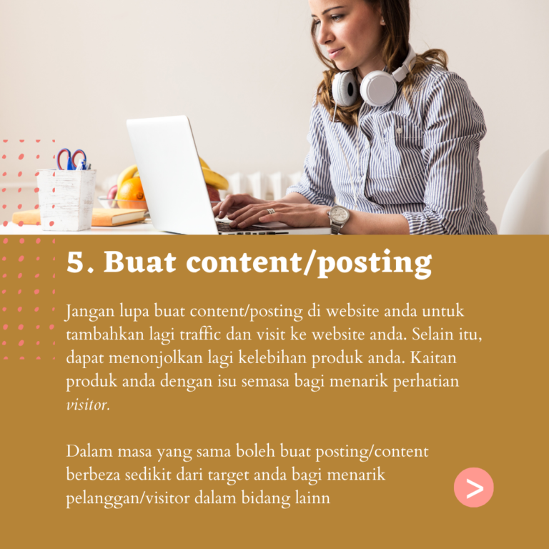 Pink Passive Income Tips Instagram Blog Carousel Post(5)